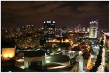 Tel Aviv - Night and fireworks