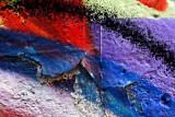 Cracked polychrome