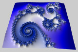 Mandelbrot dragon 3D