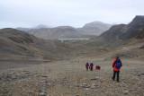 A desert at 200 metres