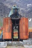 Whaling station equipment, Grytviken