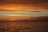 Sunrise at Gold Harbour
