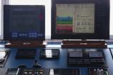 Bridge instruments, depth sounders