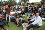 Leeuwin Estate picnic