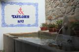 Taylor's lodge at Vila Nova de Gaia
