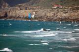 Windy bay south of Cabo da Roca