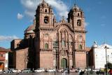 La Merced church and convent