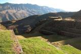 Micro-climate terraces at Tipón