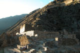 Protective terracing at Ollyantaytambo
