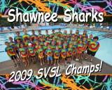 Shawnee Sharks Swimming - 2009