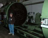 Don & wheel lathe