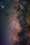 Sagittarius with galactic centre