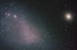 Small Magellanic Cloud SMC and 47 Tucanae