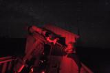 STL/FSQ106ED setup in Hakos Namibia during night