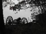 Gettysburg Battlefield, October 25, 2010.