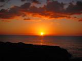 Sunrise Over Cozumel, Xcaret, Mexico