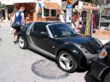 Smart Car, Playa del Carmen, Mexico