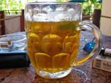 Ummmm Beer, Xcaret, Mexico