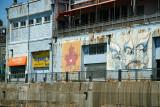 Graffiti, Shed 16, Montréal
