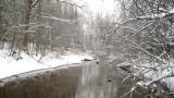 Ashland snow scene