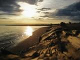 Wisconsin Point beach