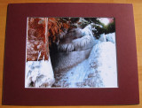 Ice Caves (matted print)