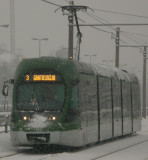 ATM 7526 linea 3 Missaglia-Feraboli ( Gratosoglio ) Milano, Italy