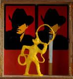 Yellow cowboy