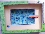 Hockney's swimming pool