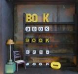 Upper-case 'BOOK' case