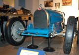 1926 Bugatti type 35 GP Chassis 4611