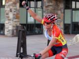 Wanda Finished the Tour de Park City  08_01_09.jpg