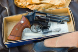 Smith & Wesson Model 19 Combat Magnum .357 S&W Mag.