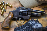 Smith & Wesson Post War Model 1926 3rd. .44 Hand Ejector
