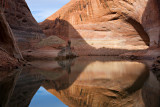 Winter Lake Powell