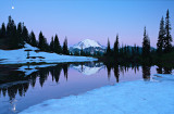 The Many Sides of Mt. Ranier National Park