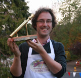 Golden Spurtle Porridge World Championship 2012