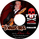 The Di Maggio Bros. @ Fun House Tattoo Club - 11/02/2011