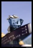Chip vulture signpost