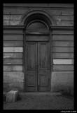 Doorway BW