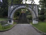 Botanical Garden arch