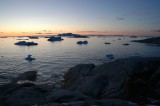 Arctic dusk