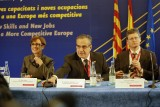 CONSELLERIA TREBALL (Barcelona 2010) Consellera Mar Serna i Ministre Corbacho