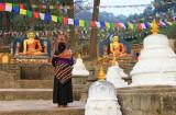The Last Day:  A Whirlwind Tour of Katmandu, Nepal  November 2010