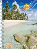Capa Cadernos Tilibra Coleção Verão 2010