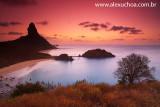 Mirante Forte dos Remedios, Praia do Cachorro e Conceicao, Fernando de Noronha