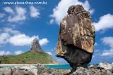 Pedra do equilibrio, Praia da Conceição, Fernando de Noronha, Pernambuco 9244 090917
