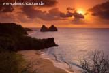Mirante do Forte do Boldró, Praia do Americano primeiro plano, Fernando de Noronha, Pernambuco 9985 090919