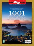 Capa Edição Especial 1001 lugares no Brasil para conhecer antes de morrer