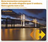 Carrefour - Anúncio de jornal